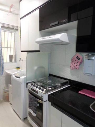 Apartamento 100% projetado, porcelanato - Foto 4