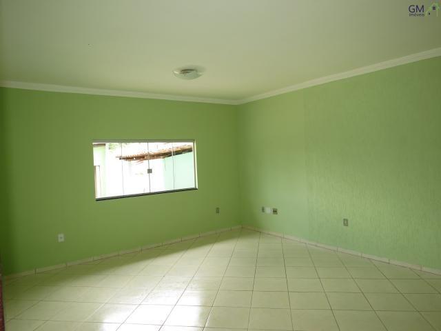 Casa a venda no condomínio morada da serra / 03 quartos / setor de mansões / churrasqueira - Foto 13