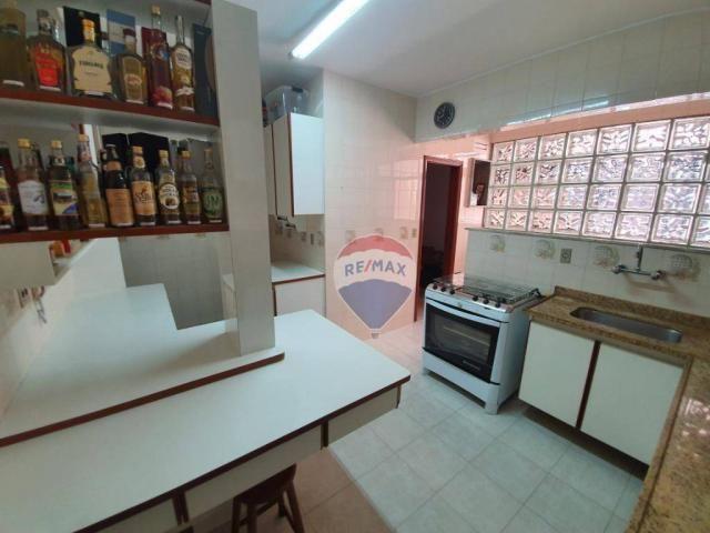 Apartamento com 3 dormitórios à venda, 130 m² por r$ 800.000 - jardim guanabara - rio de j - Foto 20