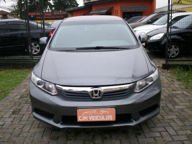 Honda Civic LXS 1.8 Automático Flex - Foto 3