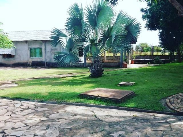 Fazenda em Livramento há 44 km Cuiabá com piscina, muito pasto, represas e lago - Foto 10
