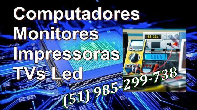 Eletricidade Eletrônica Led Iluminação em Porto Alegre - Foto 2