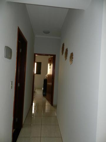 Linda Casa em Serrana/SP - 3 dormitórios, sendo 01 com Suíte - Foto 15