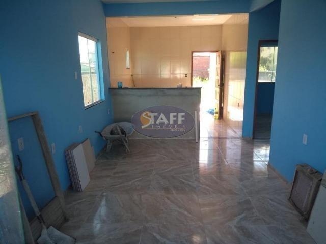 OLV-Casa com 2 dormitórios à venda, 90 m² por R$ 140.000 - Unamar - Cabo Frio/RJ CA1013 - Foto 11