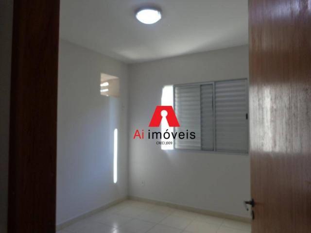 Apartamento com 2 dormitórios sendo 1 suíte, à venda, 67,20 m² por r$ 270.000 - conjunto m - Foto 14