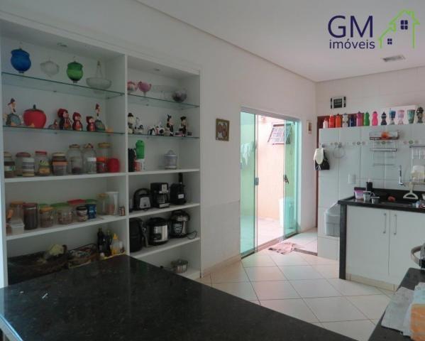 Casa a venda / condomínio império dos nobres / 04 quartos / sobradinho df / churrasqueira  - Foto 14