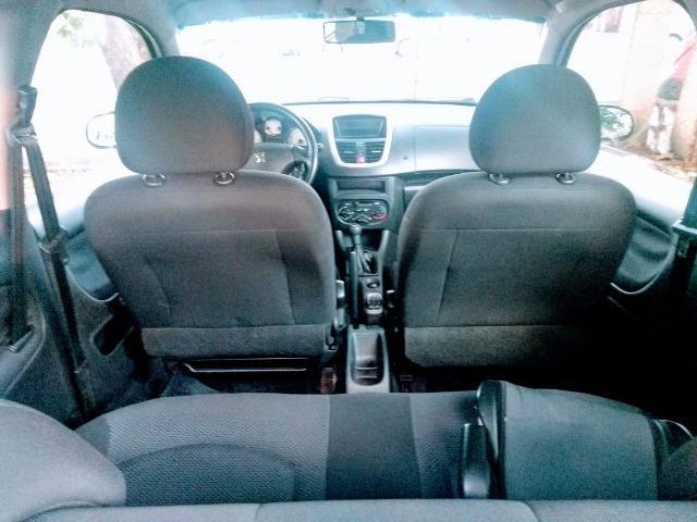 Ágio! Parcela de R$ 269! Peugeot 207 1.4 2012 completo!!! - Foto 4
