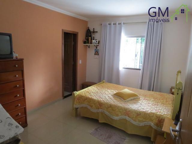 Casa a venda quadra 08 / 03 quartos / sobradinho df / churrasqueira - Foto 7