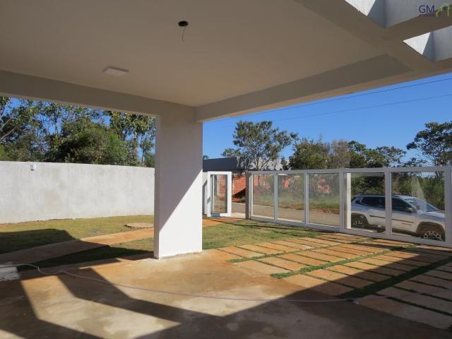 Casa a venda / condomínio alto da boa vista / 03 quartos / porcelanato / aceita casa de me - Foto 12