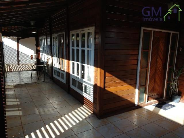 Casa a venda / 3 quartos / condomínio jardim europa i / grande colorado - Foto 2