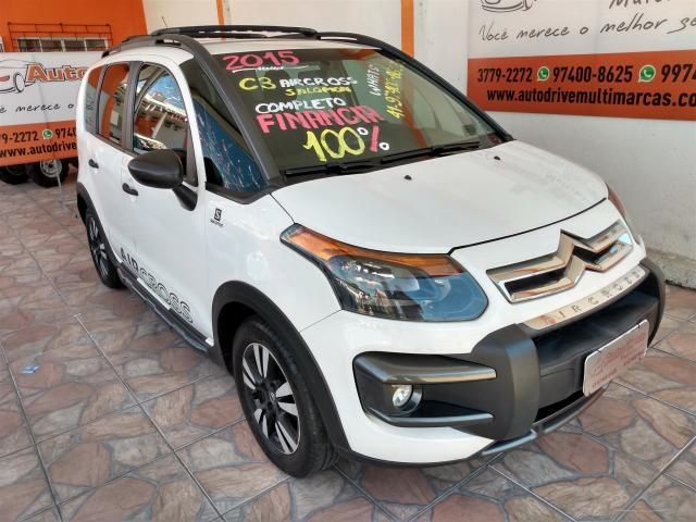 CITROËN AIRCROSS 2014/2015 1.6 TENDANCE 16V FLEX 4P MANUAL