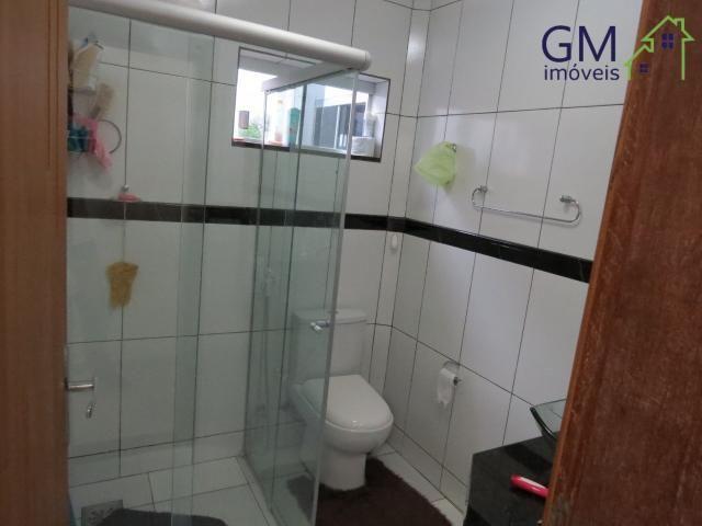 Casa a venda quadra 08 / 03 quartos / sobradinho df / churrasqueira - Foto 20
