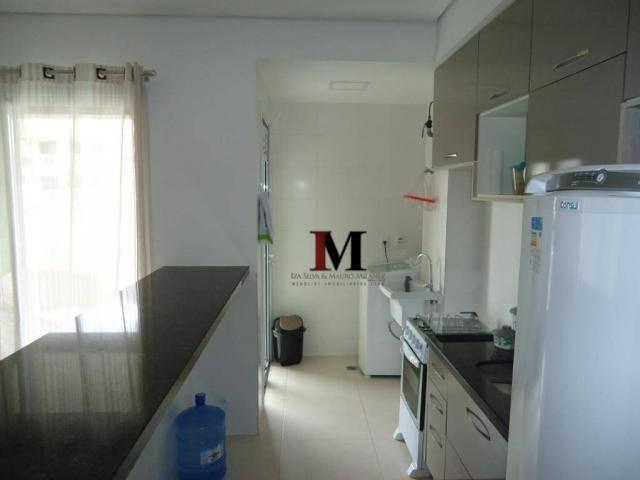 Alugamos apartamento mobiliado - Foto 17