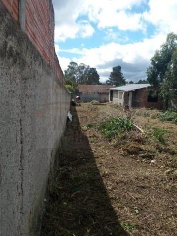 Terreno para venda em quatro barras, jardim das acácias, 2 dormitórios, 1 banheiro - Foto 11