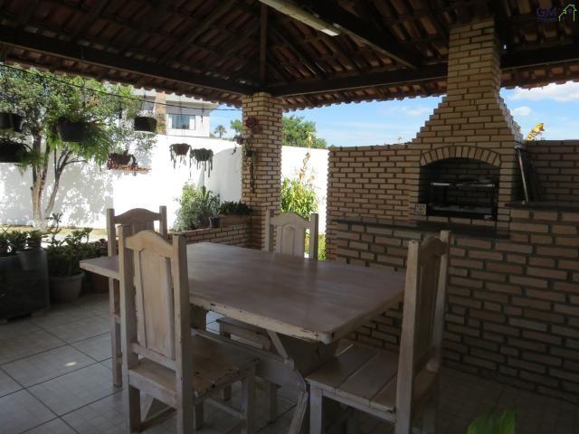 Casa a venda / condomínio rk / 04 quartos / churrasqueira / piscina / academia / quintal - Foto 6