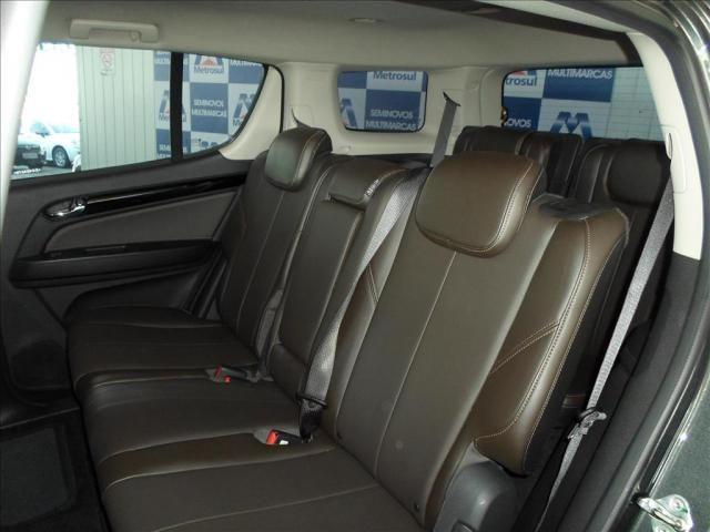 CHEVROLET TRAILBLAZER 3.6 LTZ 4X4 V6 GASOLINA 4P AUTOMÁTICO - Foto 8