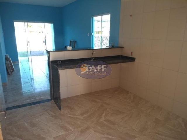 OLV-Casa com 2 dormitórios à venda, 90 m² por R$ 140.000 - Unamar - Cabo Frio/RJ CA1013 - Foto 9