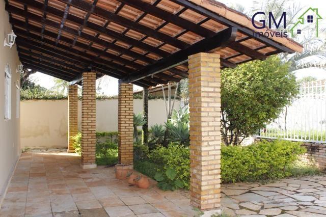 Casa a venda / condomínio residencial vivendas alvorada ii / 3 quartos / suíte / churrasqu - Foto 4