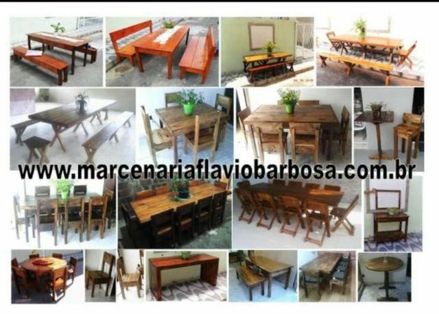 Mesa com 4 cadeiras conjunto Cintia plus direto da fábrica - Foto 5