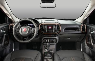 FIAT TORO 2019/2019 2.0 16V TURBO DIESEL VOLCANO 4WD AT9 - Foto 4