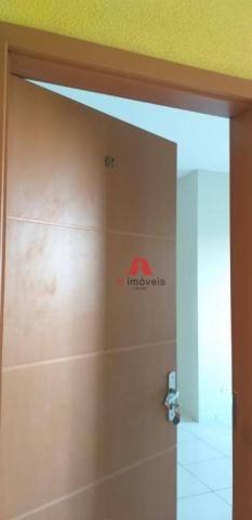 Apartamento com 2 dormitórios para alugar, 53 m² por R$ 1.225,00/mês com CONDOMINIO E IPTU - Foto 4