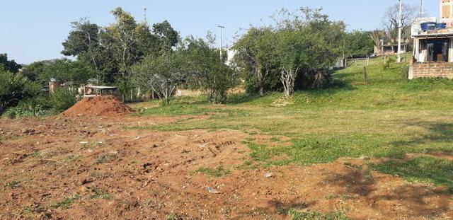 Terreno em ótima localização em Lomba Grande, metragem diferenciada - Foto 3
