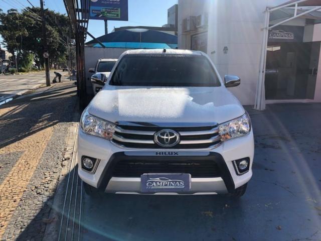 Toyota Hilux Cabine Dupla srv 4P - Foto 2