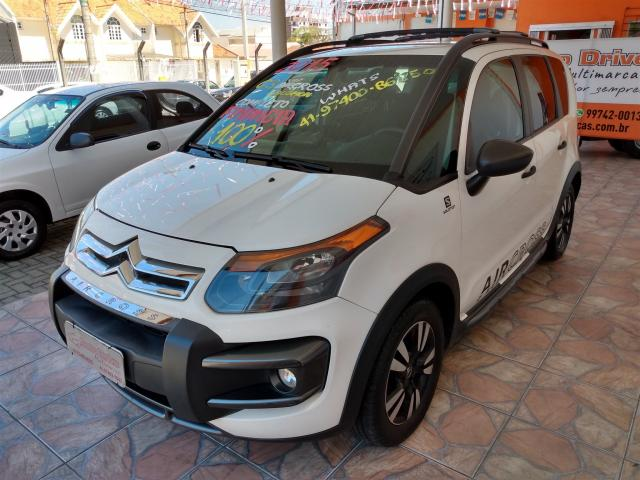 CITROËN AIRCROSS 2014/2015 1.6 TENDANCE 16V FLEX 4P MANUAL - Foto 3