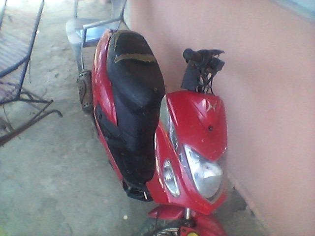 Uma moto