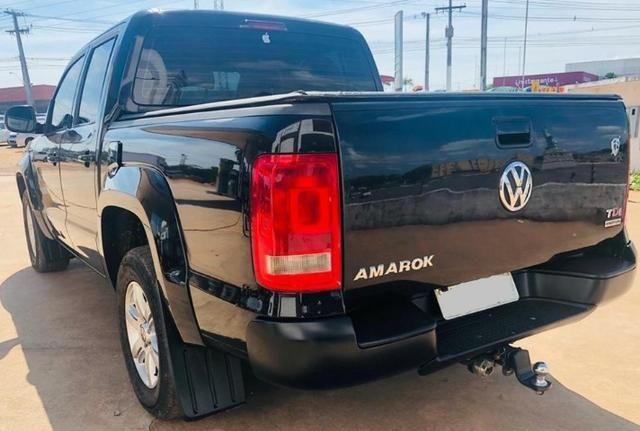 ''A Camionete que você precisa Amarok 2.0 4x4 Diesel 2011-2012 completa'' - Foto 5