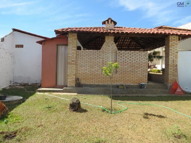 Casa a venda / condomínio rk / 04 quartos / churrasqueira / piscina / academia / quintal - Foto 12