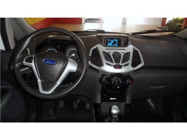 Ford Ecosport 1.6 freestyle 16v flex 4p manual GNV - Foto 11
