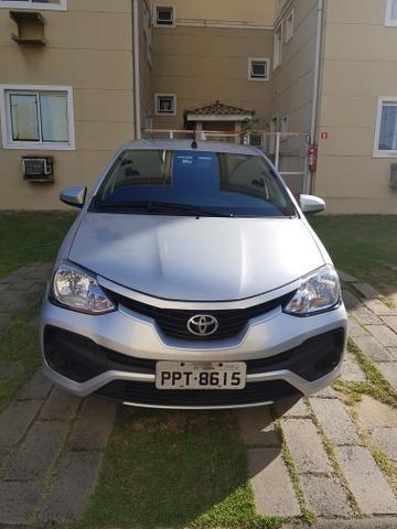Toyota Etios HB XS 1.5 Automático