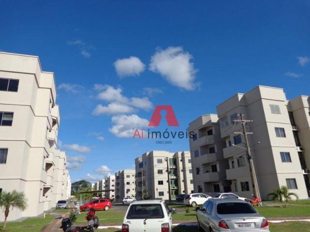 Apartamento com 2 dormitórios para alugar, 53 m² por R$ 1.225,00/mês com CONDOMINIO E IPTU - Foto 16