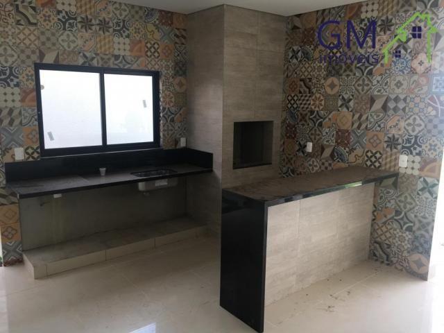 Casa a venda no condomínio alto da boa vista / 03 suítes / sobradinho df - Foto 4