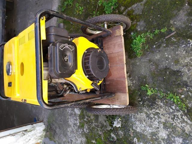 Gerador de Energia Diesel Monofásico (usado) - Foto 2