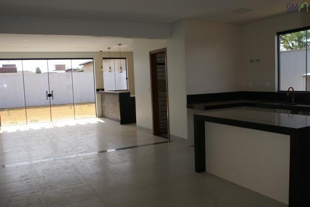 Casa a venda / condomínio alto da boa vista / 3 suítes / espaço gourmet / sobradinho - df - Foto 15