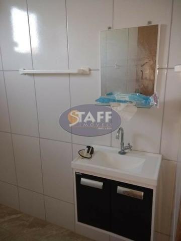OLV-Casa com 2 dormitórios à venda, 90 m² por R$ 140.000 - Unamar - Cabo Frio/RJ CA1013 - Foto 5