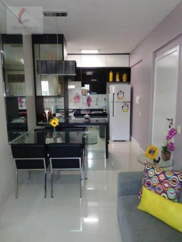 Apartamento 100% projetado, porcelanato