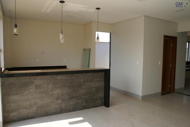 Casa a venda / condomínio alto da boa vista / 3 suítes / espaço gourmet / sobradinho - df - Foto 7