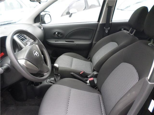 Nissan March 1.0 s 12v flex 4p manual - Foto 4