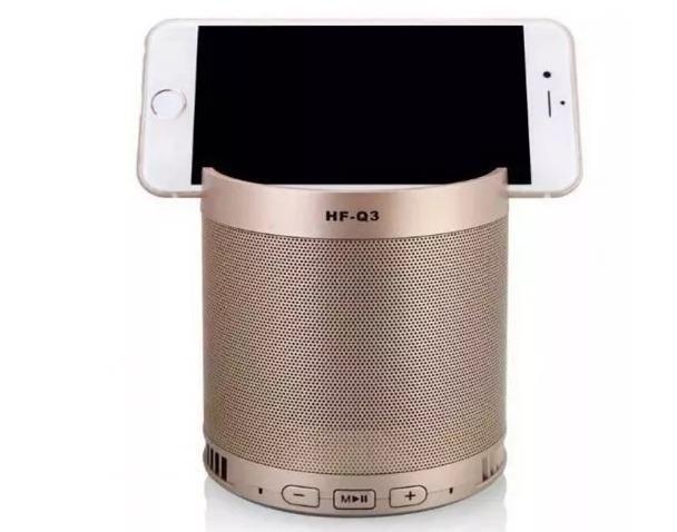 Caixa Som Bluetooth 5w Rádio Fm Bateria longa duração