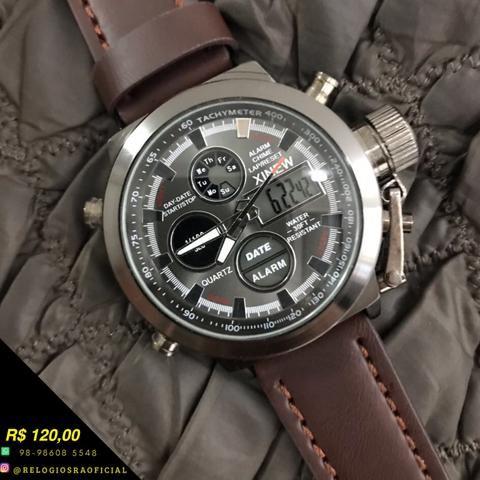 d5d530d2545 Estamos com todos os relógios em promoção