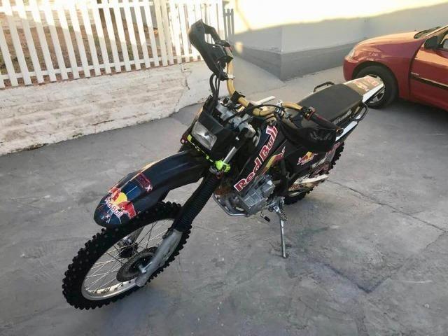 Honda Xr 250 Tornado Moto De Trilha Com Nota De Baixa 2019