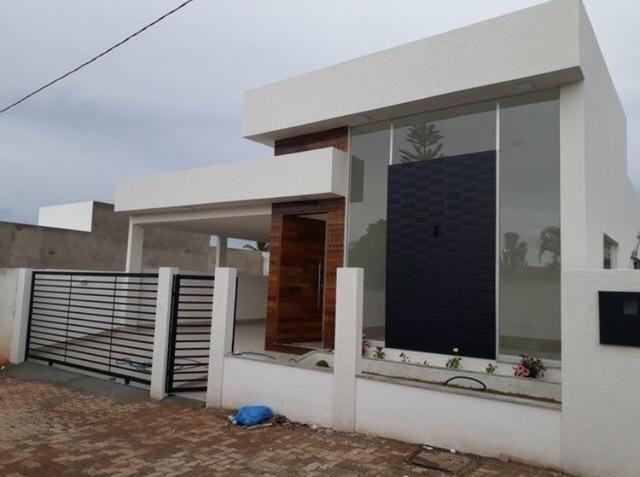Casa de alto padrão 3 Suites moderna condomínio fechado