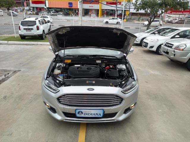Ford Fusion Titanium 2.0 AWD EcoBoost GTDI - Foto 4