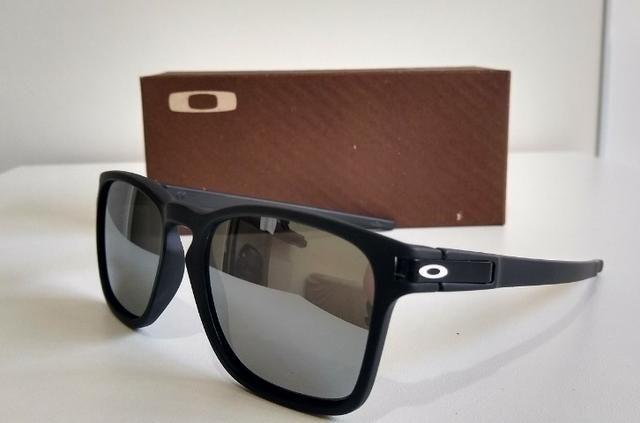 b9a7aeb84505a Óculos De Sol Quadrado Lentes Espelhadas E Polarizadas - Bijouterias ...