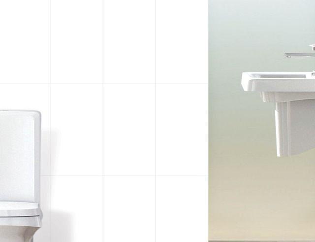 Revestimento Branco Liso R$ 22,90m² Extra > Casa Nur - O Outlet do Acabamento - Foto 3