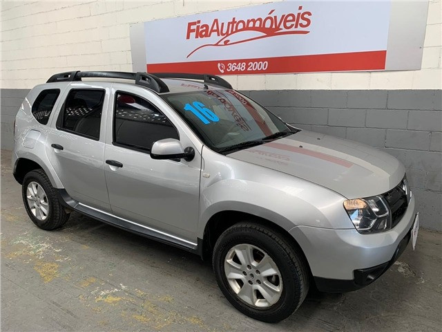 Renault Duster Expression 1.6 Completo 2016 - Foto 2