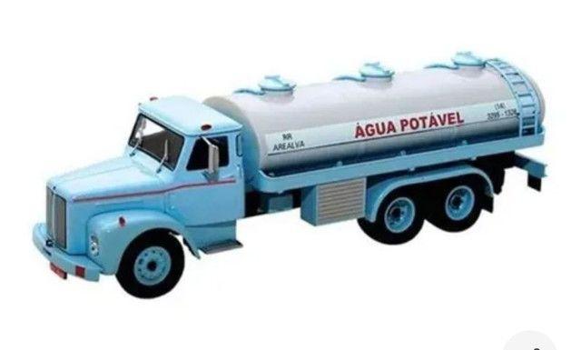 5 Miniatura Caminhão coleção caminhões Brasileiros - Foto 3